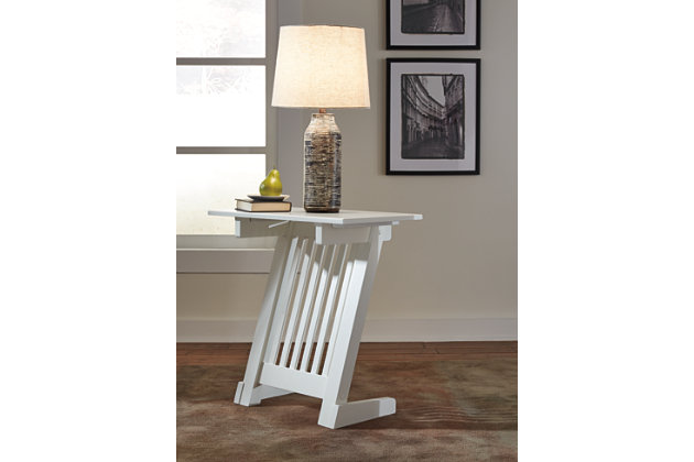 Braunner Chairside End Table, , large