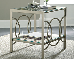 Charmoni End Table, , rollover