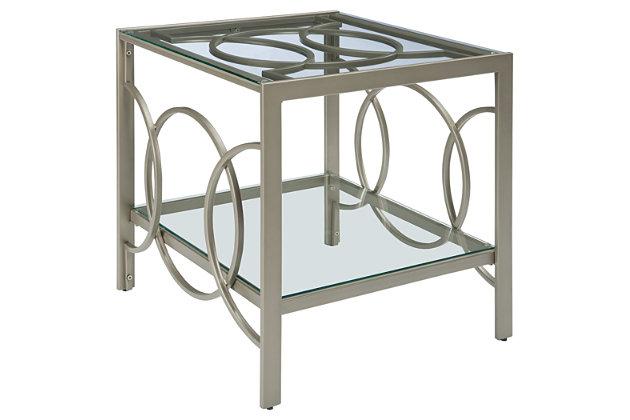 Charmoni End Table, , large