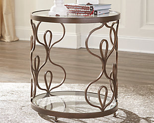 Fraloni End Table, , rollover