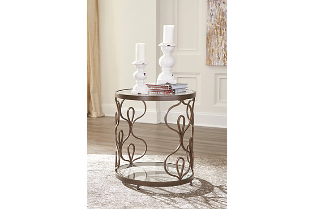 Fraloni End Table, , large