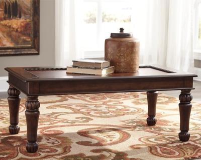 Image of Millburg Coffee Table, Brown