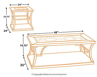 Lamink Table (Set of 3), , large