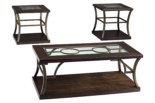 ... Lamink Table (Set Of 3), , Large