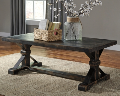 Beckendorf Coffee Table by Ashley HomeStore, Black