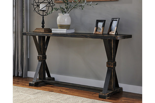 huge selection of b6b4a 1a098 Beckendorf Sofa/Console Table | Ashley Furniture HomeStore