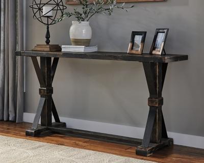 Beckendorf SofaConsole Table Ashley Furniture HomeStore