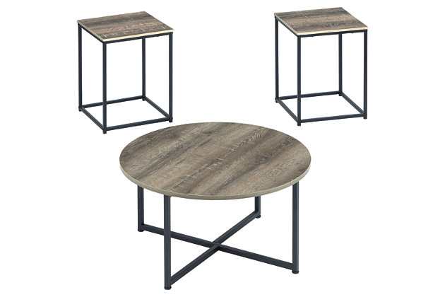 Wadeworth Table (Set of 3), , large