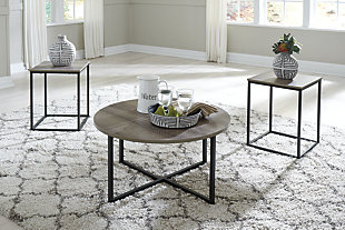 Wadeworth Table (Set of 3) | Ashley Furniture HomeStore
