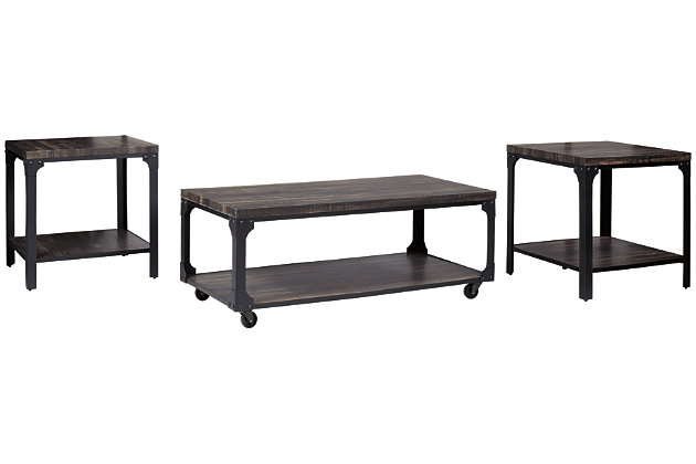 Jandoree Table (Set of 3), , large