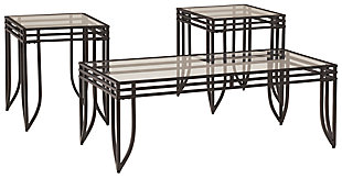 Exeter Table (Set of 3), , large