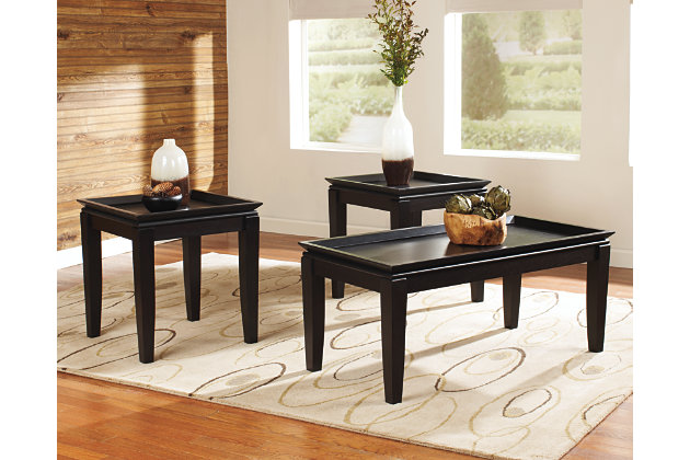 Delormy Table (Set Of 3), , Large ...