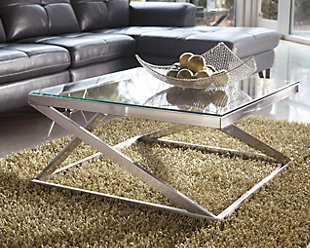 living room coffee table set.  large Coylin Coffee Table rollover Tables Ashley Furniture HomeStore