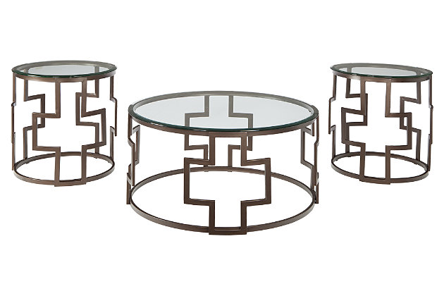 Frostine Table (Set of 3), , large