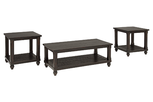 Mallacar Table (Set of 3), , large