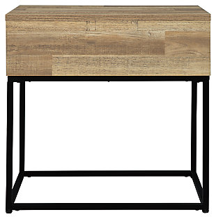 Gerdanet End Table, , large