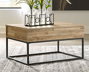Gerdanet Lift-Top Coffee Table, , rollover