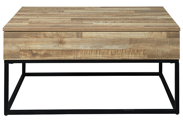 Gerdanet Lift-Top Coffee Table, , large