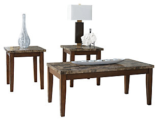 Theo Table (Set Of 3), ...