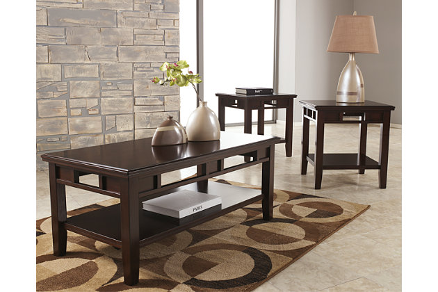 Logan Table (Set Of 3), , Large ...