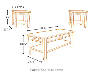 Logan Table (Set of 3), , large
