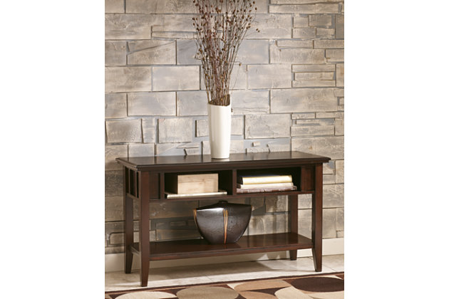 Logan Sofa Console Table Ashley Furniture Homestore