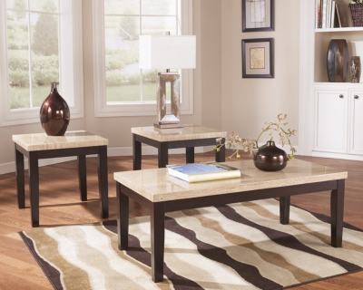 Picture of: Wilder Table Set Of 3 Ashley Furniture Homestore