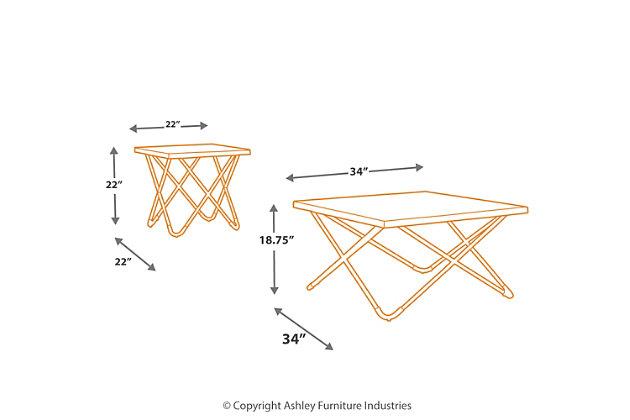 Dashard Table (Set of 3), , large