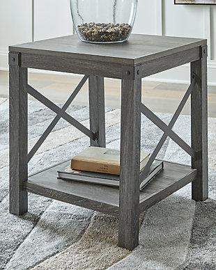 Freedan End Table, , rollover