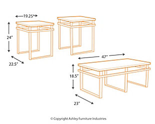Laney Table (Set of 3), , large