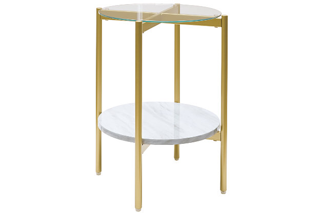 Wynora End Table, , large