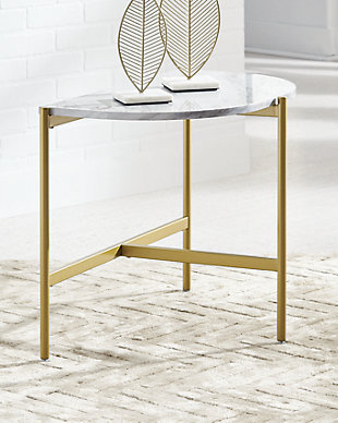 Wynora Chairside End Table, , rollover