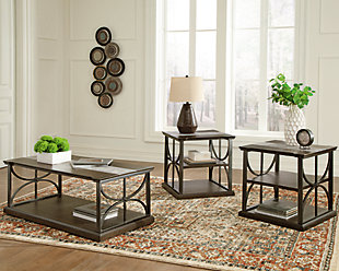 Carisbry Table (Set of 3), , rollover