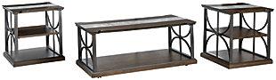 Carisbry Table (Set of 3), , large