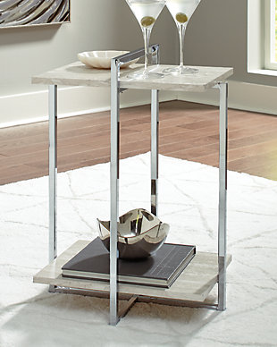 Bodalli Chairside End Table, , rollover