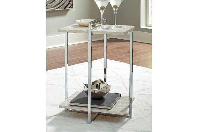 Bodalli Chairside End Table, , large