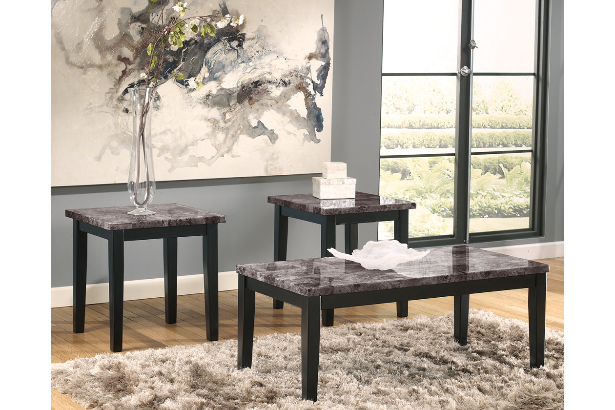 Maysville Table Set Of 3 Ashley Furniture Homestore