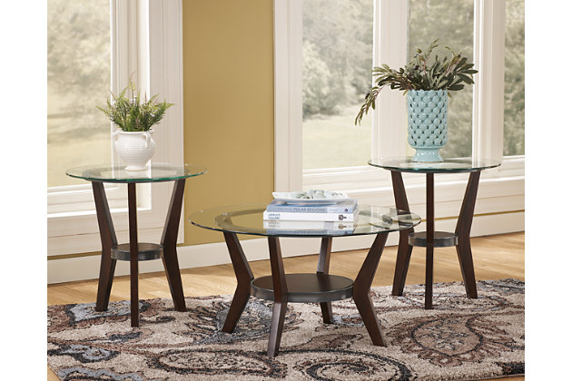 Fantell Table (Set of 3), , large
