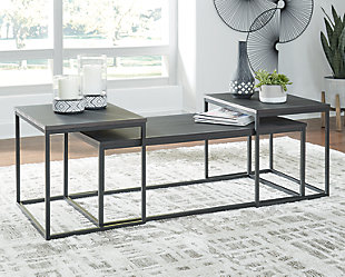 Yarlow Table (Set of 3), , rollover