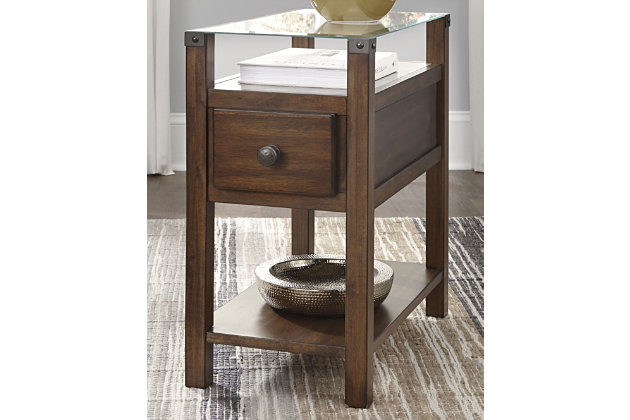 Diamenton Chairside End Table, , large