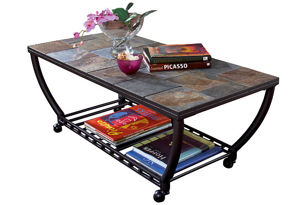 antigo coffee table | ashley furniture homestore