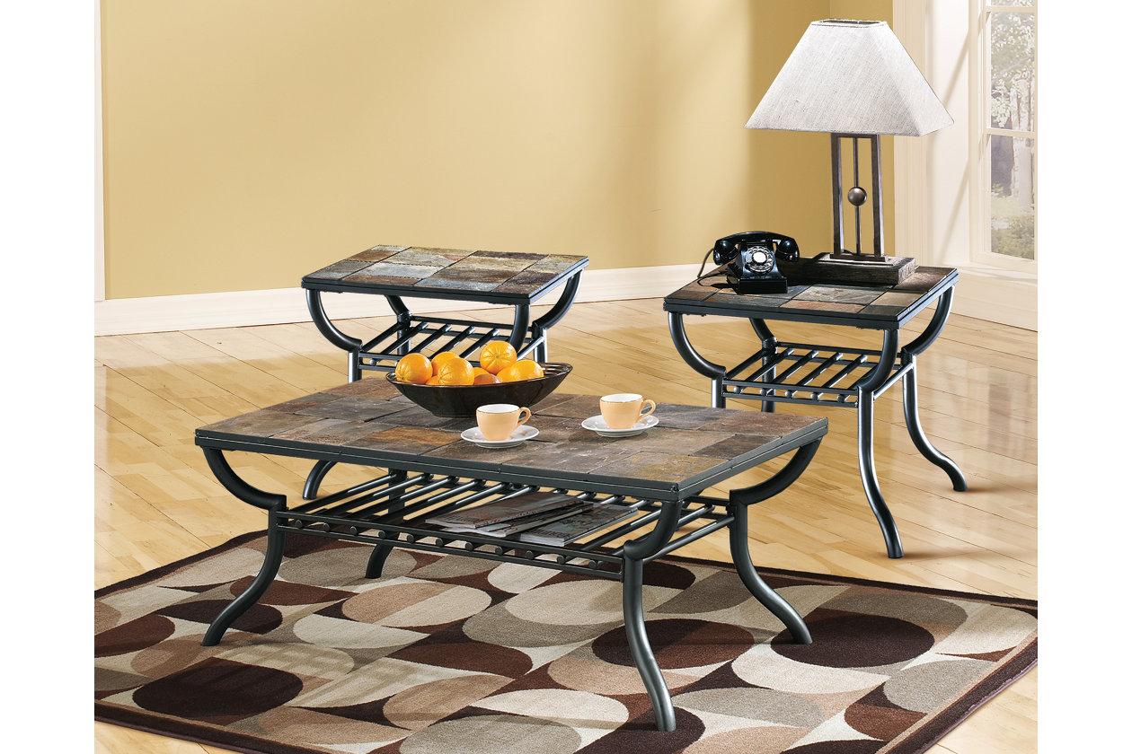 Antigo End Table | Ashley Furniture HomeStore