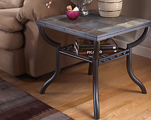 Antigo End Table, , rollover