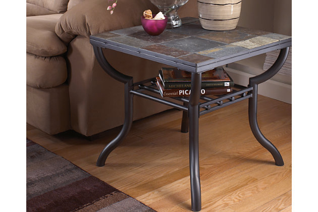 antigo end table | ashley furniture homestore