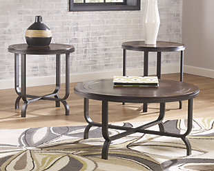 Ferlin Table (Set of 3), , rollover