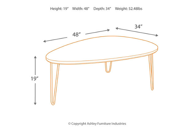 Courager Coffee Table, , large