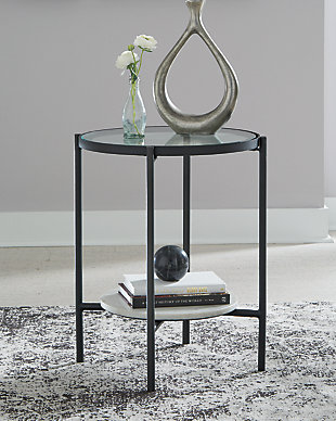 Zalany End Table, , rollover