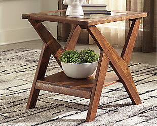 Charzine End Table, , rollover