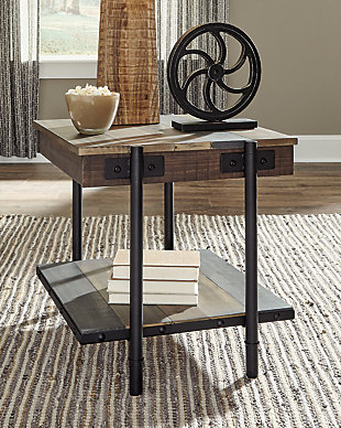 Bostweil End Table, , rollover