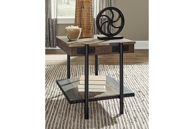Bostweil End Table, , large